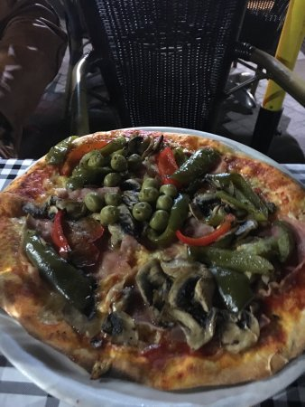 แอนท์เวิร์ป, เบลเยียม: Pizzeria Da Antonio