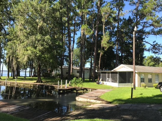 Inglis, FL: Views around the RV park