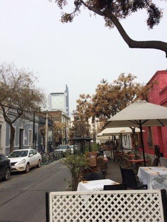 Free Walking Tour of Santiago: photo3.jpg