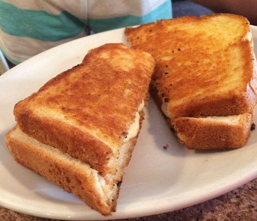 Bath, NY: Grilled Cheese