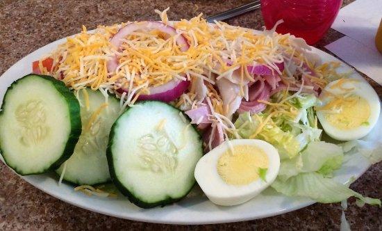 Bath, Estado de Nueva York: Chef's Salad