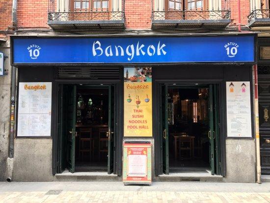 imagen Bangkok Cafe en Madrid