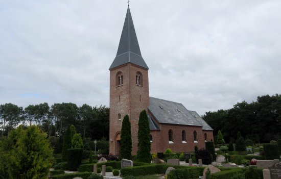 Ilderhede Church