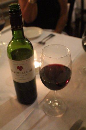 La Pineta: ...a Beyerskloof Pinotage