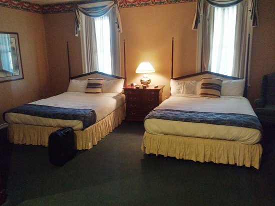 Honey Brook, PA: Nice beds