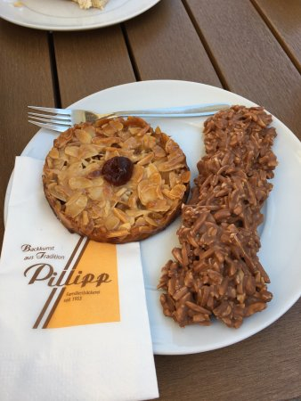 Pillipp's Kaffeehaus: Delicious desserts