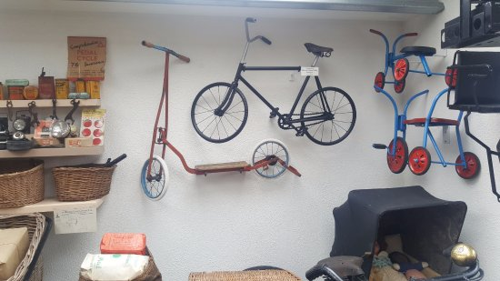 Athlone, Irlanda: Bikes and trikes