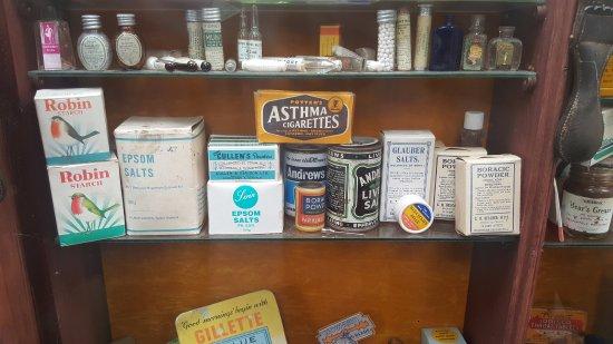 Athlone, Ierland: Asthma cigarettes