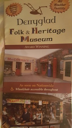 Athlone, Irlanda: Derryglad Folk and Heritage Museum