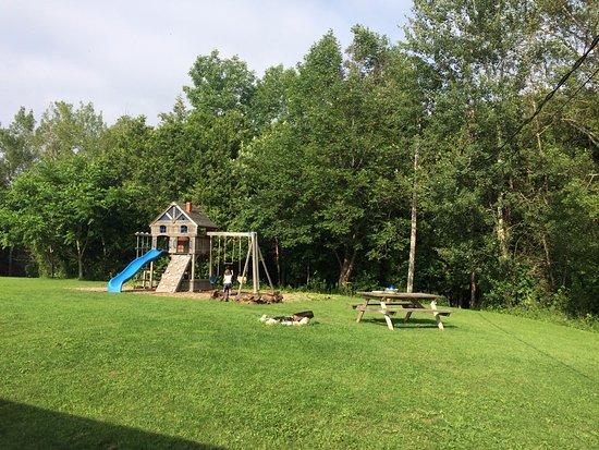 Wiarton, Kanada: Play area