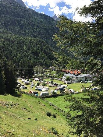 Otztal, Austria: Ötztaler Naturcamping
