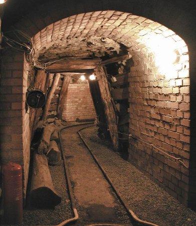 """""""Tiefer Stollen im Bergbau- und Stadtmuseum Weilburg"""
