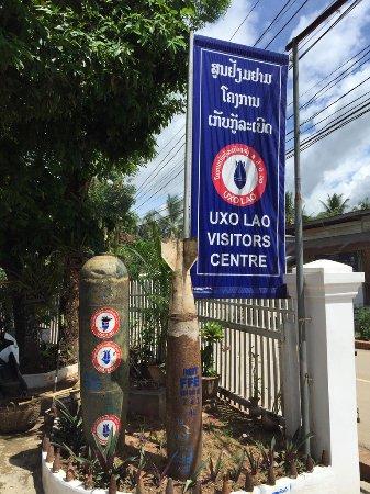 UXO老挝游客中心照片