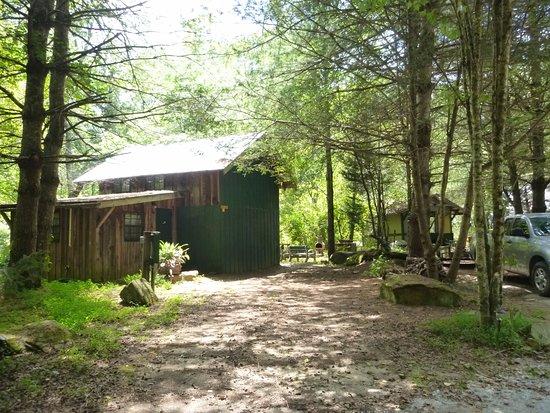 Lakemont, GA: River Cabin