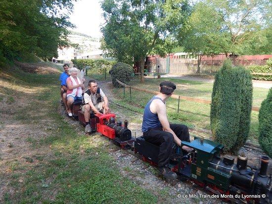 Le Mini Train des Monts du Lyonnais