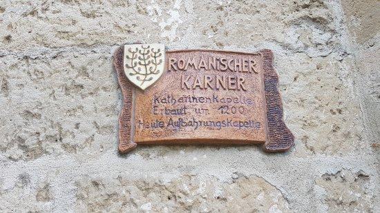 Mistelbach, Αυστρία: Romanischer Karner