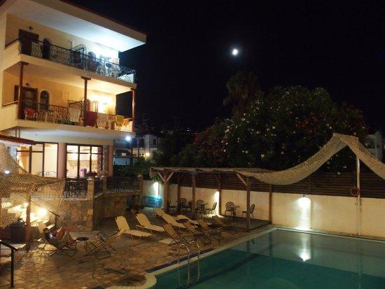 Hotel Calypso : Pool area