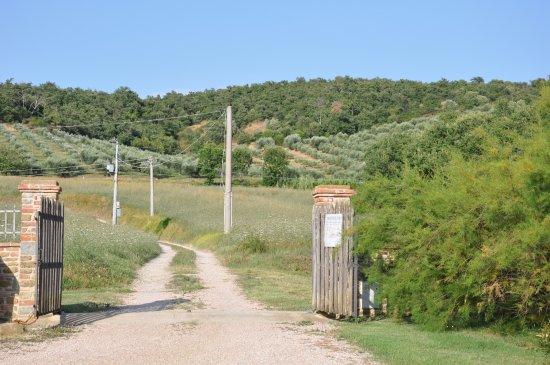 Agriturismo La Sosta di Annibale : Wat een uitzicht!