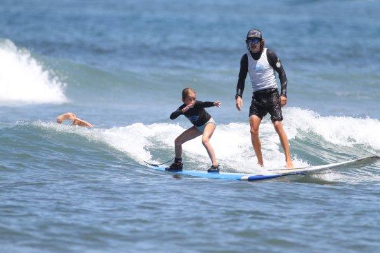 Goofy Foot Surf School, Inc: Wes Maui
