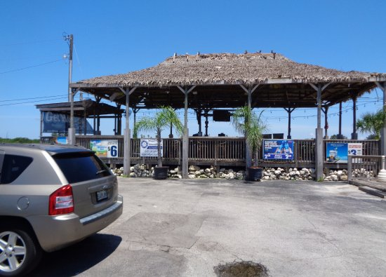 Hudson, FL: Get Hooked Tiki Bar on the Deck