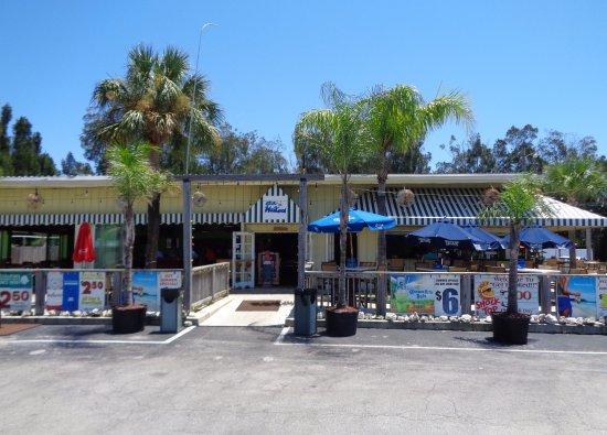 Hudson, FL: Get Hooked Front Entry