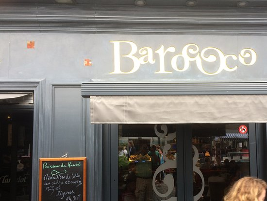 Barococo Restaurant & Pizzeria: Frontage of the restaurant