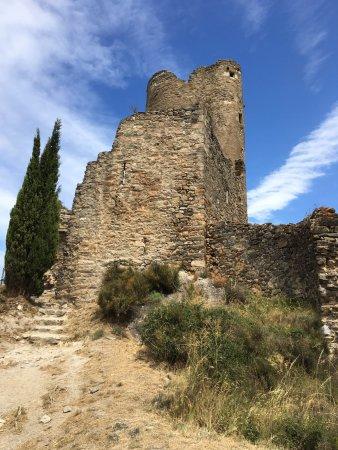 Cathar Castles: Un des châteaux