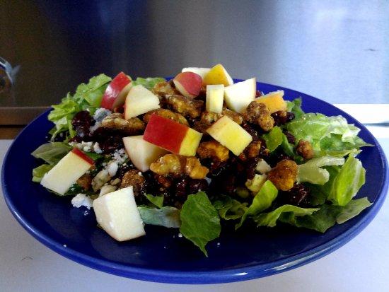 Sandy, OR: Apple Walnut Salad