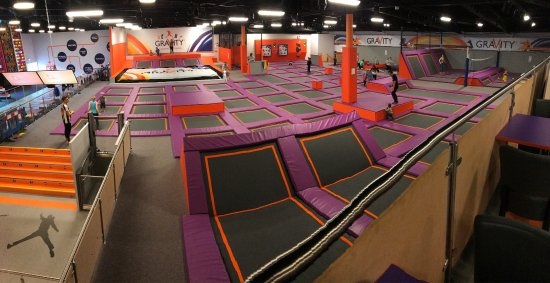 Gravity Trampoline Parks Edinburgh 2020 All You Need To Know Before You Go With Photos Edinburgh Scotland Tripadvisor