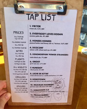 Somerset, WI: Oliphant Brewing