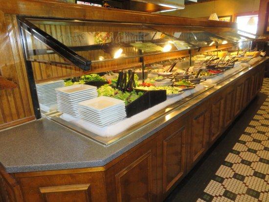 Pottsville, PA: The New Garden Salad Bar