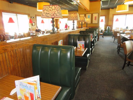 Pottsville, PA: The Dining Area
