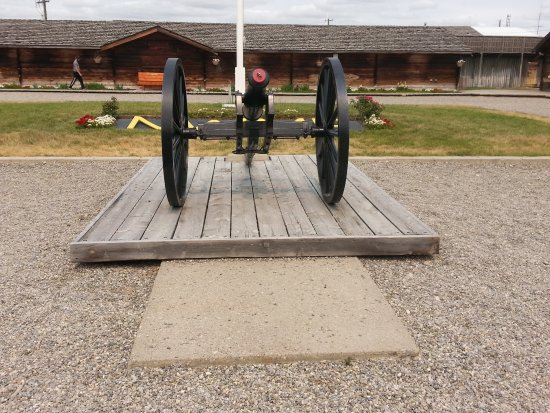 Fort Macleod, Canada: Pictures from Fort McLeod Alberta