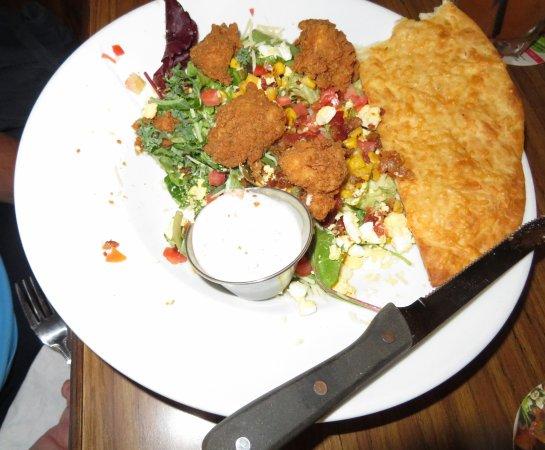Pottsville, PA: Her Salad