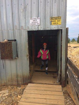 Leadville, CO: Hoisting equipemnt