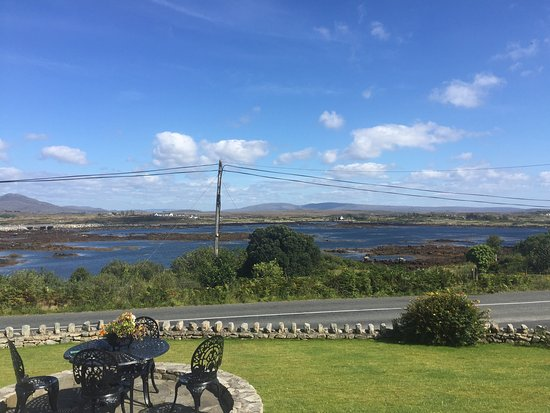 Roundstone, Irlandia: What a view to wake up to