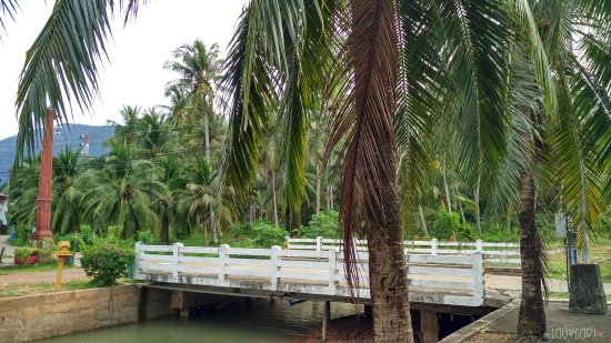 Lanta Old Town: To the pier