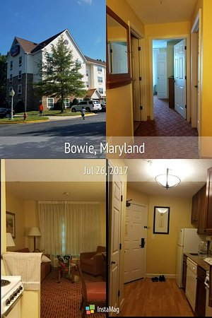 Towneplace Suites Bowie Town Center 139 1 6 9 Prices Hotel Reviews Md Tripadvisor