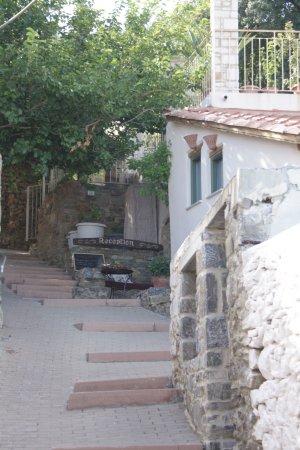 Lasithi Mesa, Grecia: Accès en hauteur de la Réception