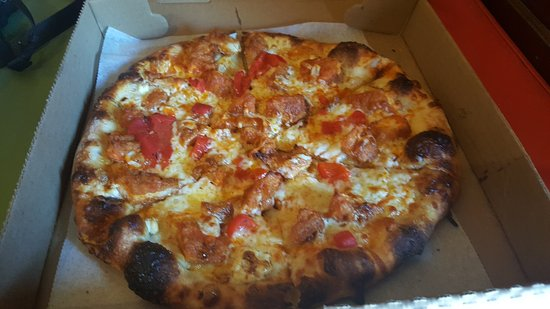 Malden, MA: Excellent pizza