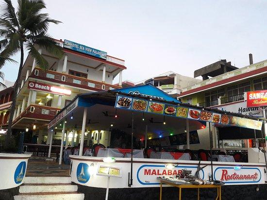 Malabar Cafe: Awesome...