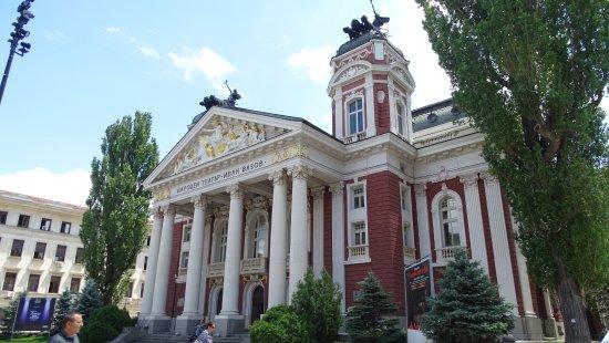 Ivan Vazov National Theater : Ivan Vazov National Theatre