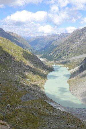 Samedan, Svizzera: Blick ins Rosegg-Tal