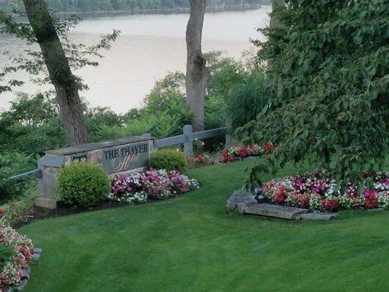 West Point, NY: Idyllic beauty of the Hudson