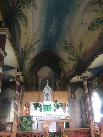 The Painted Church: photo1.jpg