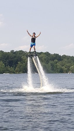 Saratoga Springs, NY: What's the coolest thing you did all summer?