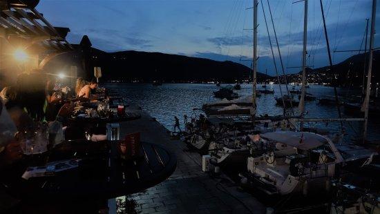 Municipalidad de Herceg-Novi, Montenegro: View from Admiral Club Herceg Novi