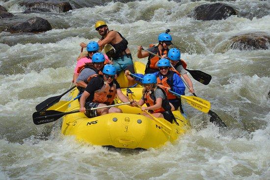Laporte, โคโลราโด: Poudre River