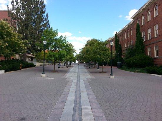 Washington State University: No people