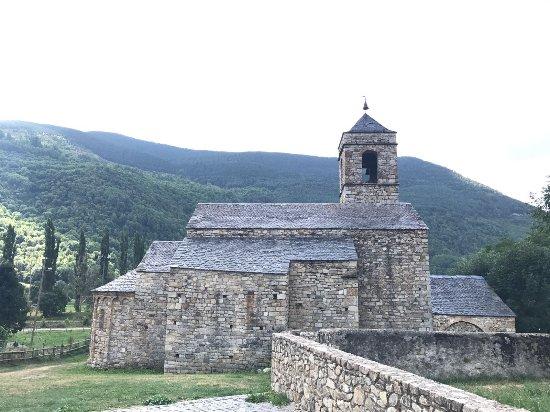 Església Romànica Sant Feliu De Barruera